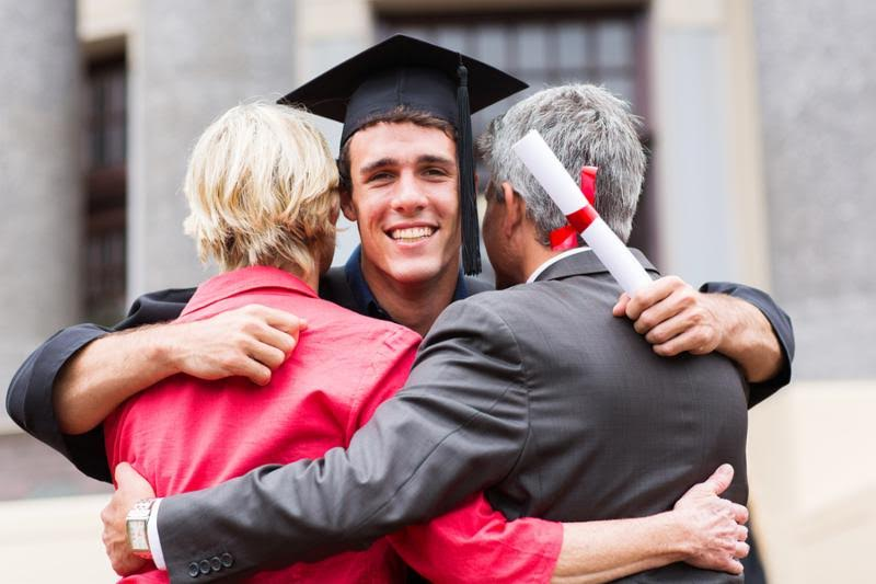 Give your new Grad the gift of memory with an acrylic print!